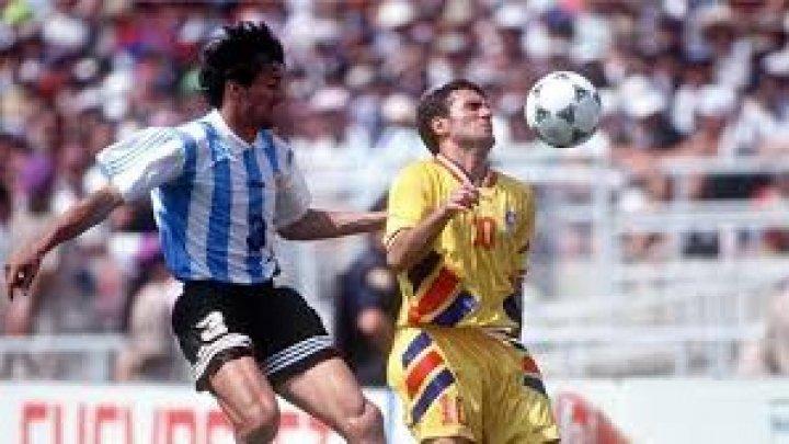 CEL MAI BUN MECI DIN ISTORIE. România a câștigat cu 3-2 meciul cu Argentina la Cupa Mondială - 1994