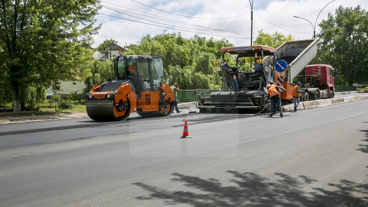 DRUMURI BUNE LA UNGHENI! Până la sfârșitul verii vor fi renovate 99 de tronsoane (FOTOREPORT)