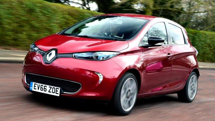 Renault investește un miliard de euro în mașini electrice