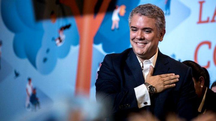 Noul președinte al Columbiei, Ivan Duque își promite să schimbe acordul cu FARC