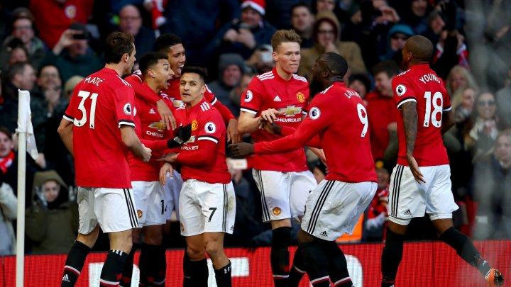Manchester United este aproape de realizarea primului transfer al acestei veri