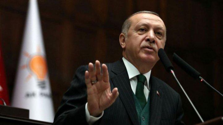 Recep Erdogan, în cursa pentru un nou mandat. Se confruntă cu opoziţia ce îl acuză de derivă autoritară