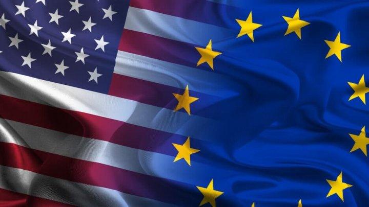 Uniunea Europeană a introdus noi taxe pentru importurile din Statele Unite