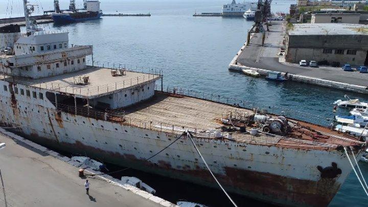 Iahtul lui Iosip Broz Tito va fi restaurat după ce a fost abandonat 28 de ani într-un port din Muntenegru