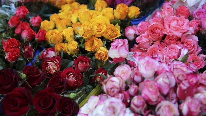 Ultimul sunet: Serviciul Fiscal de Stat, cu ochii pe vânzătorii de flori din toată ţară