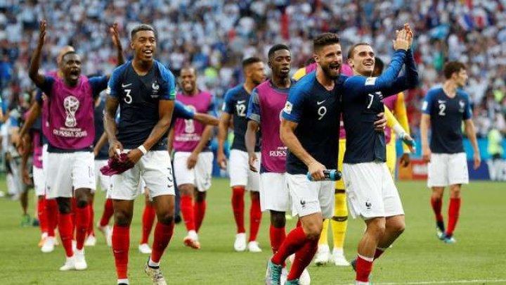 Cupa Mondială 2018: Franţa, prima echipă calificată în sferturi, după 4-3 cu Argentina