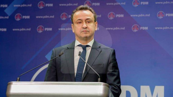 Gamurari, despre pozițiile electorale ale PDM, în ce relații este PDM cu partenerii europeni şi care e agenda PDM până la alegerile parlamentare