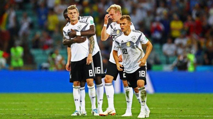ŞOC la Campionatul Mondial de Fotbal! Germania a fost eliminată, cu 2:0, de Coreea de Sud