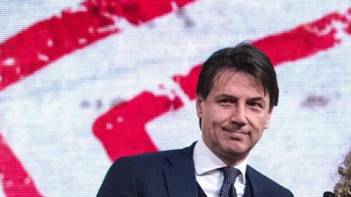 Noul şef al guvernului italian, Giuseppe Conte a depus jurământul