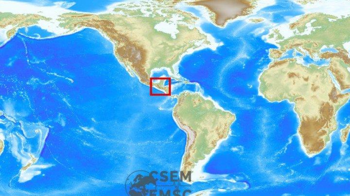 Seism cu magnitudinea 5,6 în Guatemala