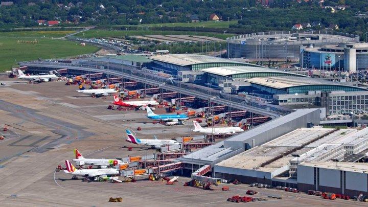 Germania: Aeroportul din Hamburg a fost redeschis după o pană de curent