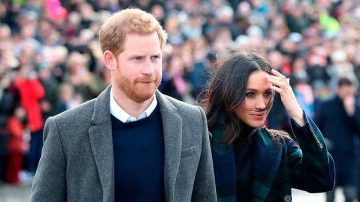 De ce fiicele prințului Harry şi a lui Meghan Markle nu vor moșteni un titlu regal