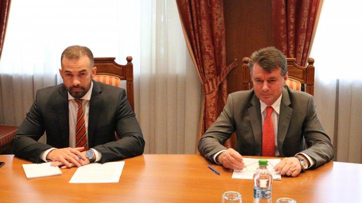 Cooperarea Republicii Moldova cu OSCE discutată la MAEIE