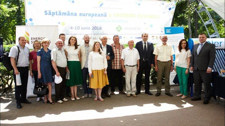 Moldova va colabora cu România în domeniul energiei din biomasă