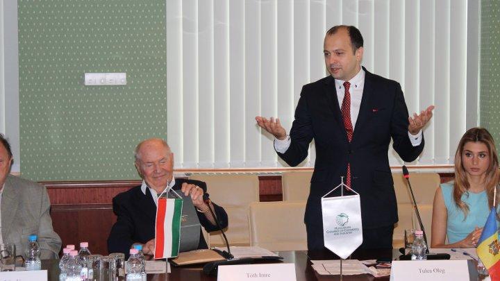 La Budapesta, pentru mediul de afaceri din Ungaria, au fost prezentate oportunitățile investiționale ale Republicii Moldova
