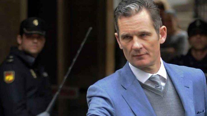 Cumnatul regelui Spaniei, condamnat la 5 ani şi 10 luni de închisoare, pentru corupţie şi fraudă