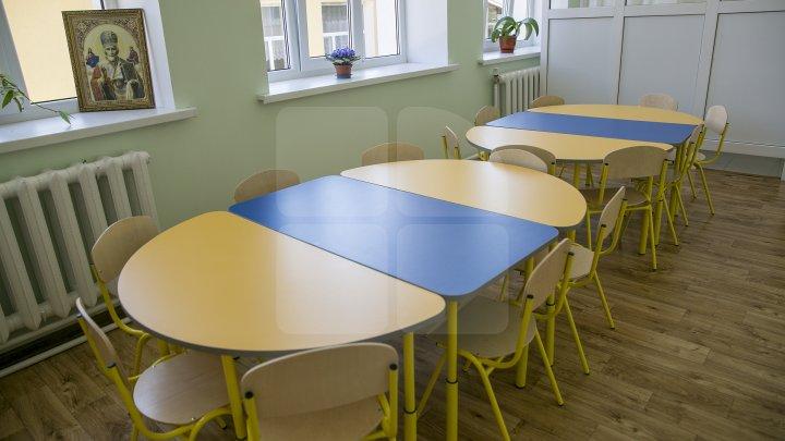 MILIOANE DE LEI, alocaţi. 81 de grădinițe din Capitală vor beneficia de mobilier nou