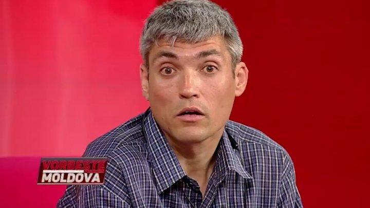 Drama lui Alexei Cojuhari, invalid din copilărie care a fost alungat de acasă acum patru ani de către propria familie, la Vorbeşte Moldova (VIDEO)