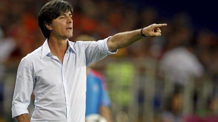 Federaţia germană de fotbal: Loew va fi menţinut în funcţie indiferent de situaţie