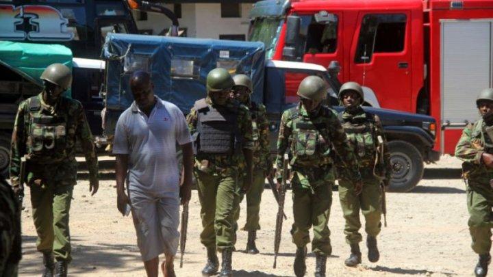 Opt oficiali din cadrul poliţiei din Kenya au murit după ce maşina lor a explodat