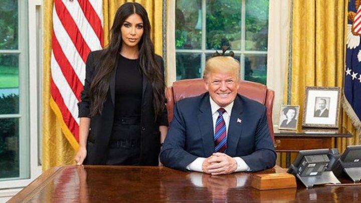 Donald Trump a comutat SENTINŢA unei femei condamnate pentru trafic de droguri, la insistenţele lui Kim Kardashian West