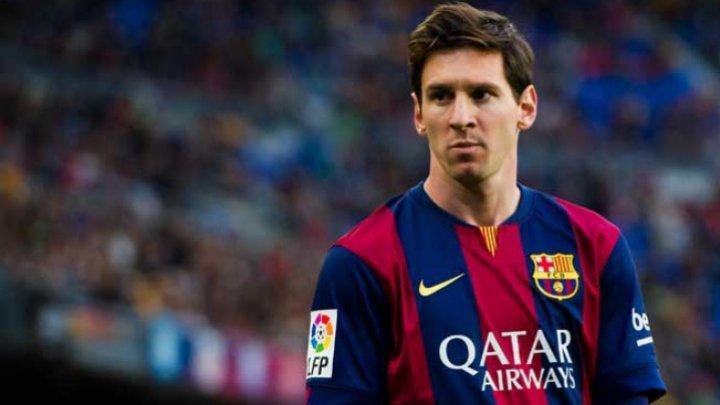 Messi preia de la Iniesta banderola de căpitan al Barcelonei