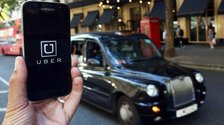 Decizie în prima instanţă! Uber este interzis într-un oraș din România