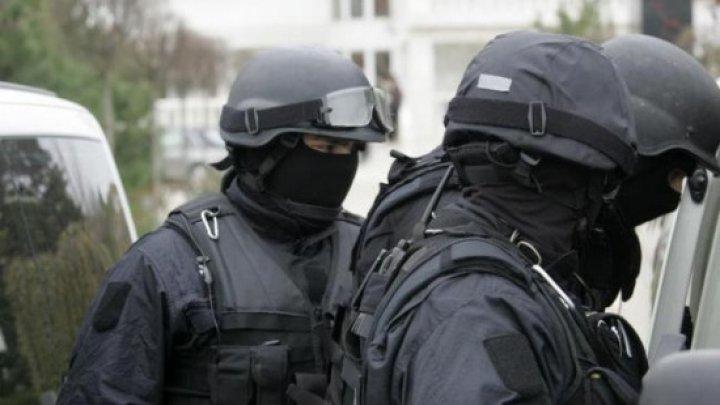 Exercițiu antiterorist, desfășurat de către serviciile speciale ale Republicii Moldova şi Ucraina