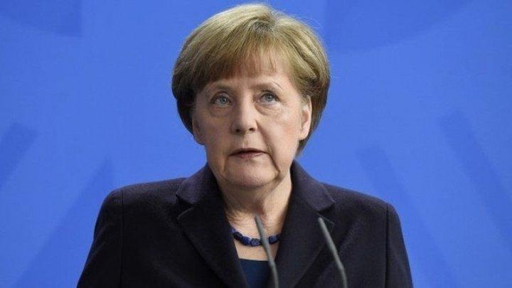 Merkel: Țări din jurul Rusiei, inclusiv Moldova, nu se pot dezvolta cum își doresc. Comunitatea internațională nu poate închide ochii la aceste evoluții