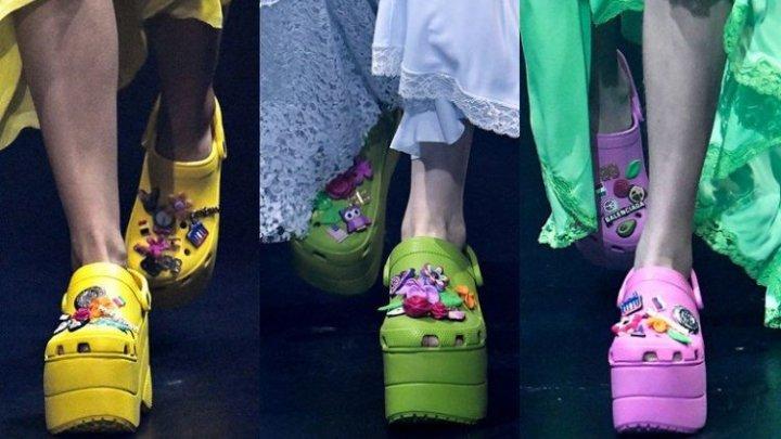Moda o ia razna! Vezi câteva ținute de tot râsul ce dictează trendul (FOTO)