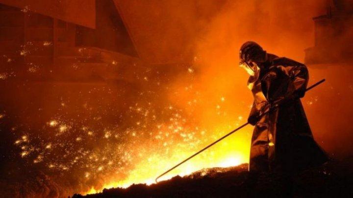 Producţia de oţel a Chinei a atins un nivel record