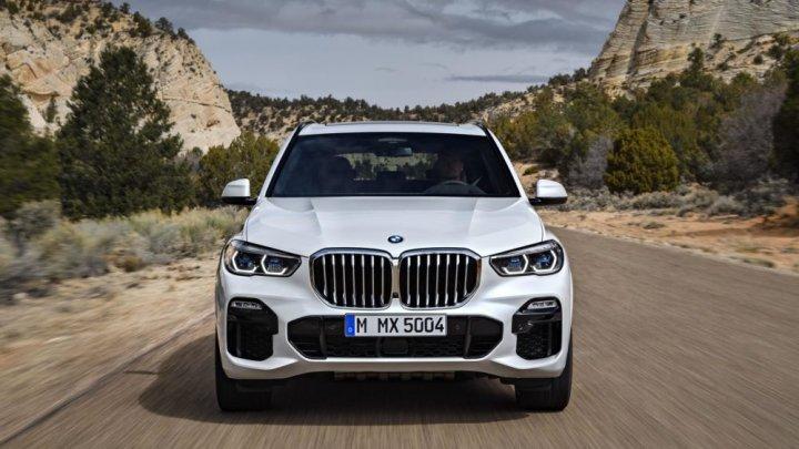 BMW a prezentat oficial cea de-a patra generație X5