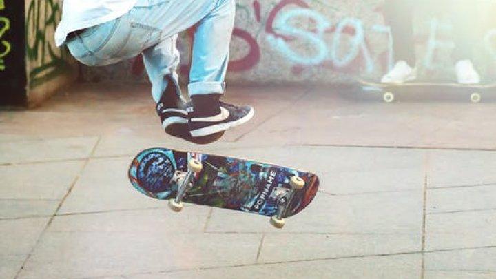 În Parcul Valea Trandafirilor va fi construit primul teren de skateboard