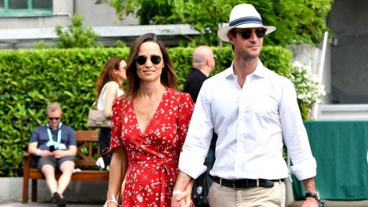 Pippa Middleton, sora mai mică a ducesei de Cambrdige este însărcinată