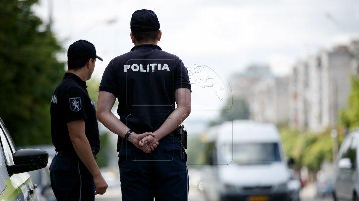Sindicatul poliţiştilor condamnă acţiunile violente ale protestatarilor lui Andrei Năstase, îndreptate asupra oamenilor legii