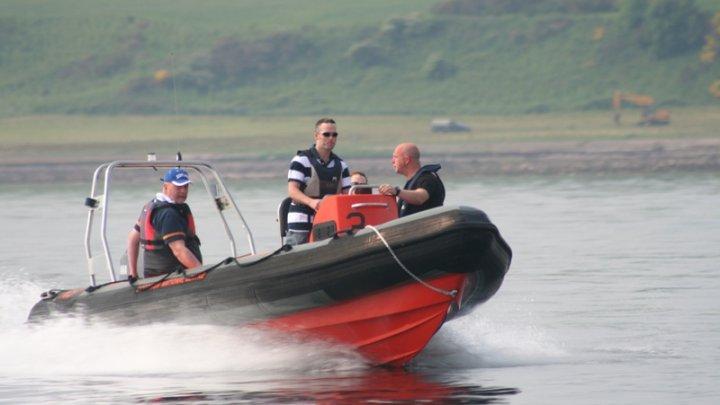 Etapa Mondialului de powerboating a avut loc la Londra