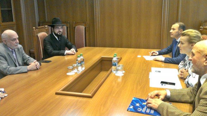 Reprezentantul Comitetului Evreiesc American în vizită la MAEIE