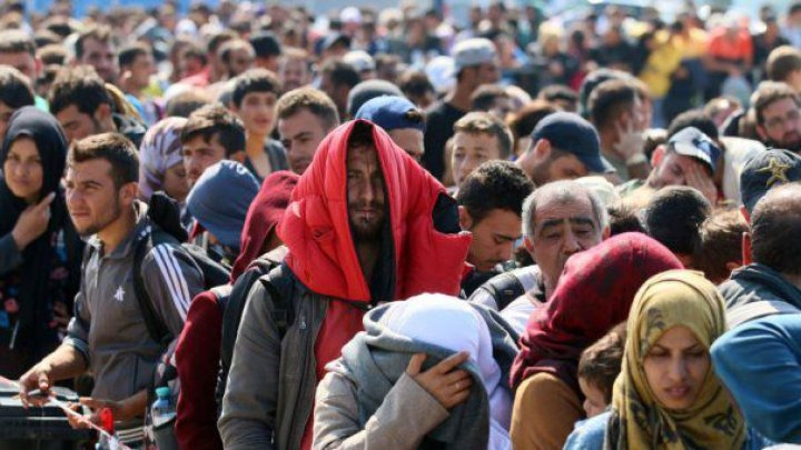 Numărul migranţilor care trec prin Albania în drumul către vestul Europei a crescut anul acesta