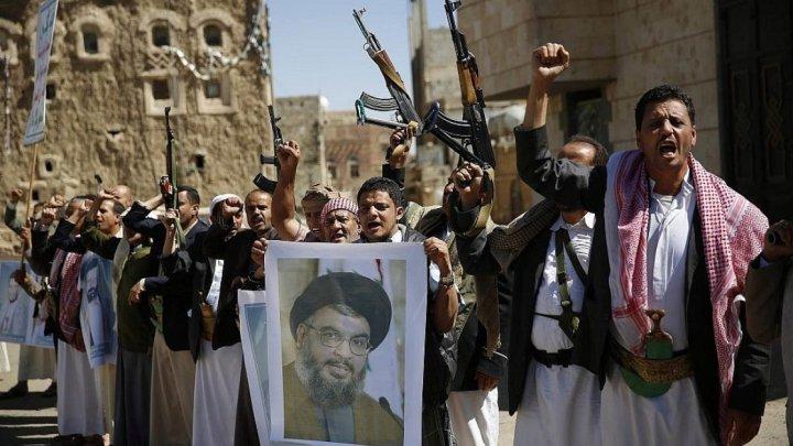 Coaliția condusă de Arabia Saudită a ucis opt membri ai grupării teroriste șiite Hezbollah