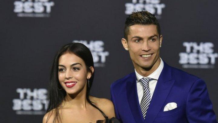 Iubita lui Ronaldo, apariţie spectaculoasă la Cupa Mondială de Fotbal din Rusia. Cu ce se poate mândri Georgina Rodriguez