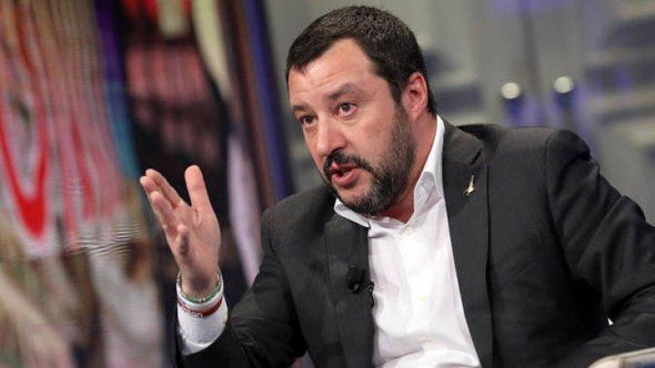 Italia doreşte înfiinţarea unor centre de primire şi de identificare a migranţilor în sudul Libiei