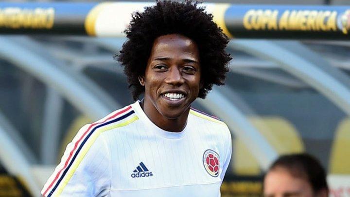 Cupa Mondială 2018: Columbianul Carlos Sanchez a primit primul cartonaş roşu la Mondial