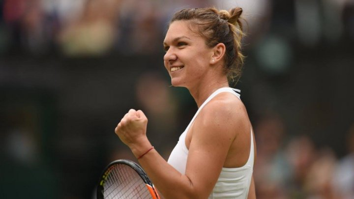 Simona Halep a câştigat finala de la Montreal, după ce a învins-o pe Sloane Stephens
