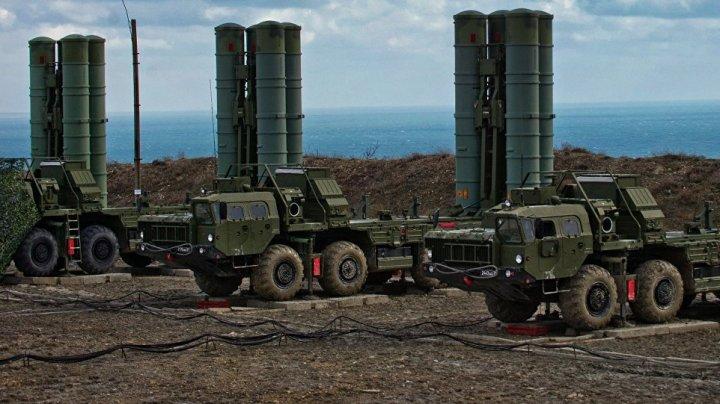 """SUA: Decizia Turciei de a cumpăra sisteme antiaeriene S-400 din Rusia va avea """"consecinţe"""""""