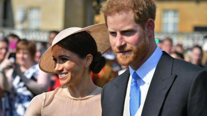 Meghan Markle și Prințul Harry despre planurile lor de a-și întemeia o familie