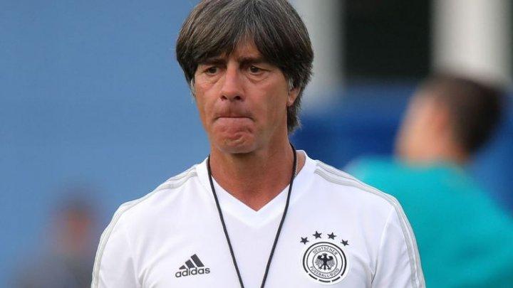 Explicaţiile selecţionerului Germaniei după eliminarea din Campionatul Mondial de Fotbal
