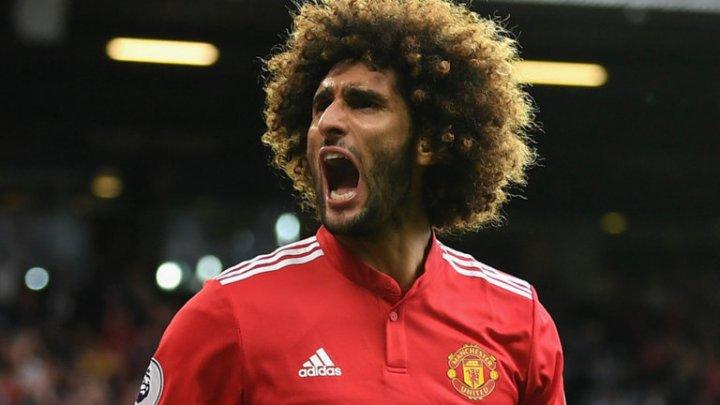 Marouane Fellaini și-a prelungit contractul cu Manchester United