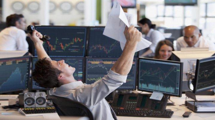 Un trader novice din Franţa a câştigat 10 milioane de euro, în încercarea de a-şi repara o greşeală