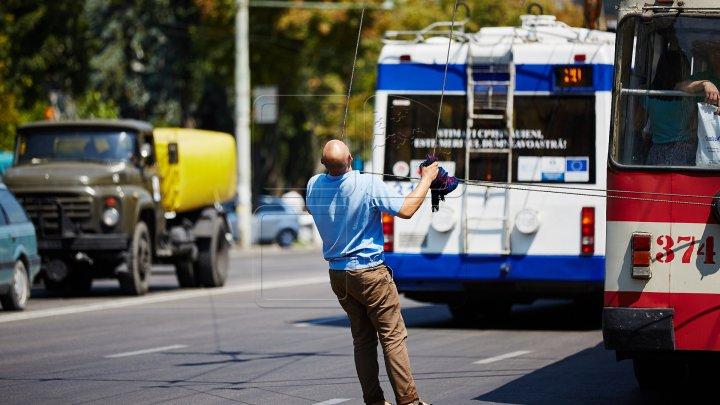 Transportul public, din nou gratuit pentru deportaţi