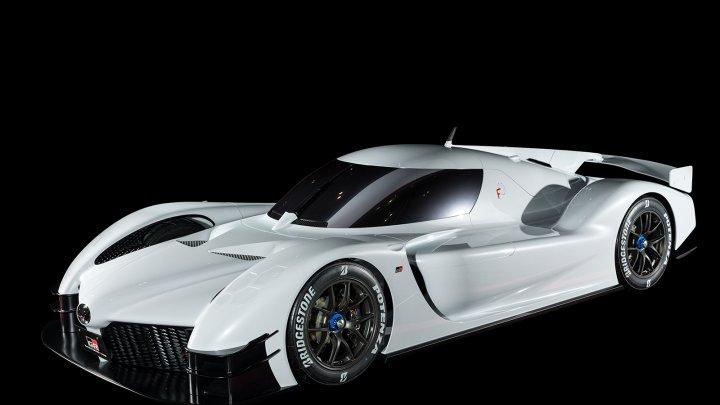 Toyota GR Super Sport: Conceptul hibrid cu 1.000 CP va sta la baza unui viitor supercar